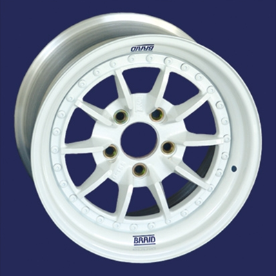 Three Part Racing Wheels