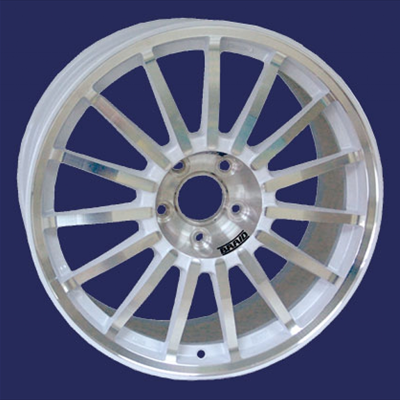 Monoblock Lightweight Racing Wheels