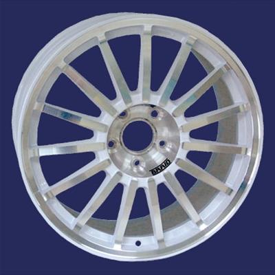 Monoblock Lightweight Racing Wheels